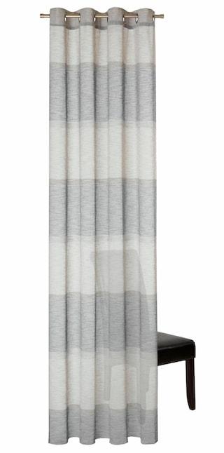 Vorhang deko trends kanjo mit sen 1 st ck auf for Deko auf rechnung