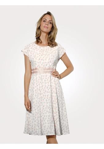 Mona Kleid mit zarten Pastelltupfen kaufen