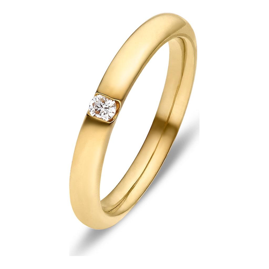 CHRIST Diamantring »32000111«