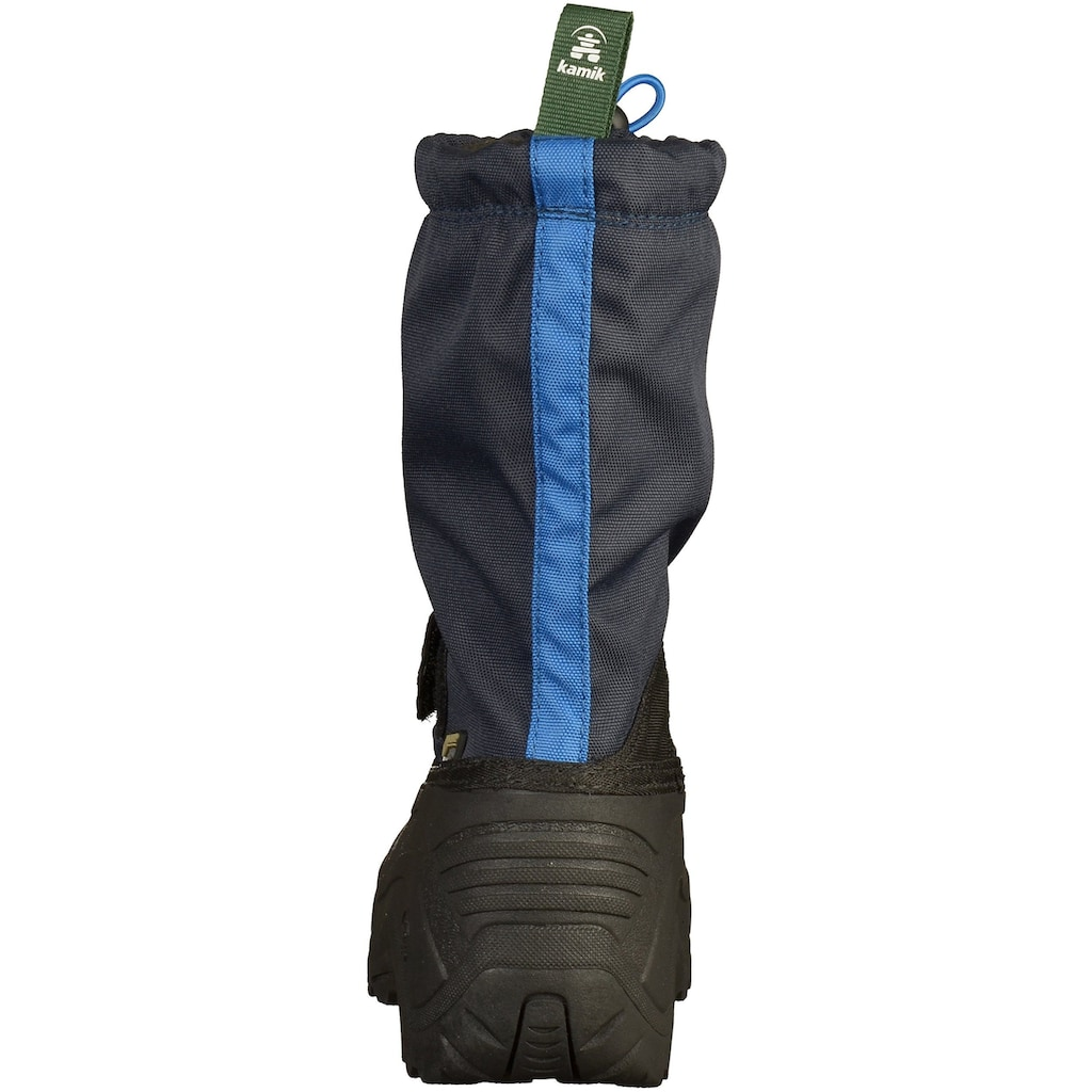 Kamik Snowboots »Lederimitat/Textil«