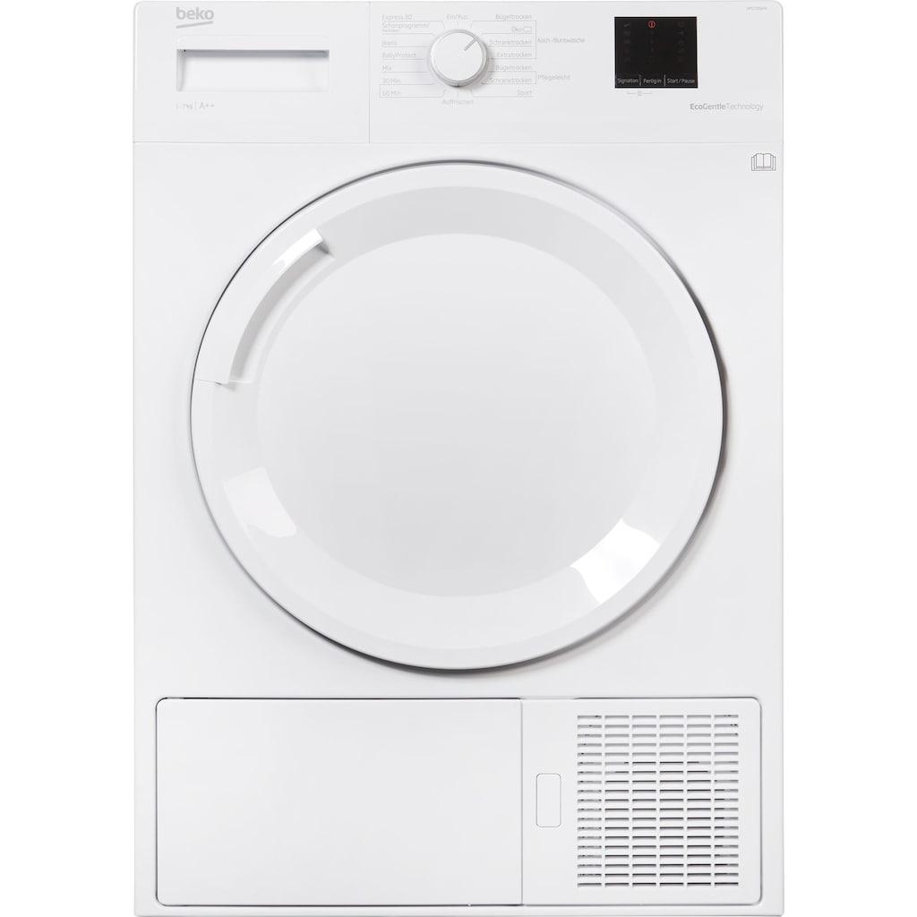 BEKO Wärmepumpentrockner »DPS7206PA«