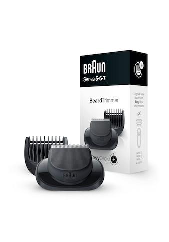 Braun Aufsatz Barttrimmer kaufen