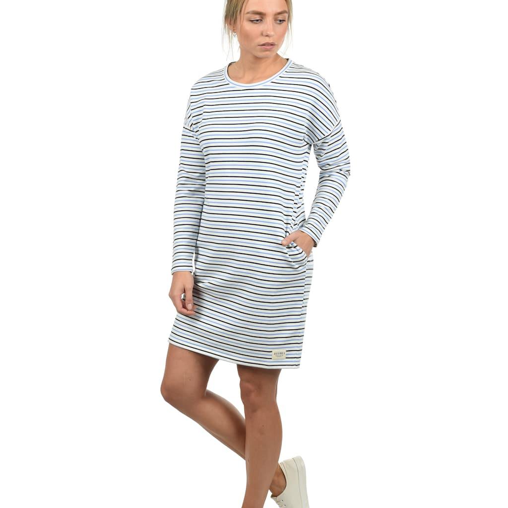 DESIRES Sweatkleid »Helena«, Kleid mit Streifen