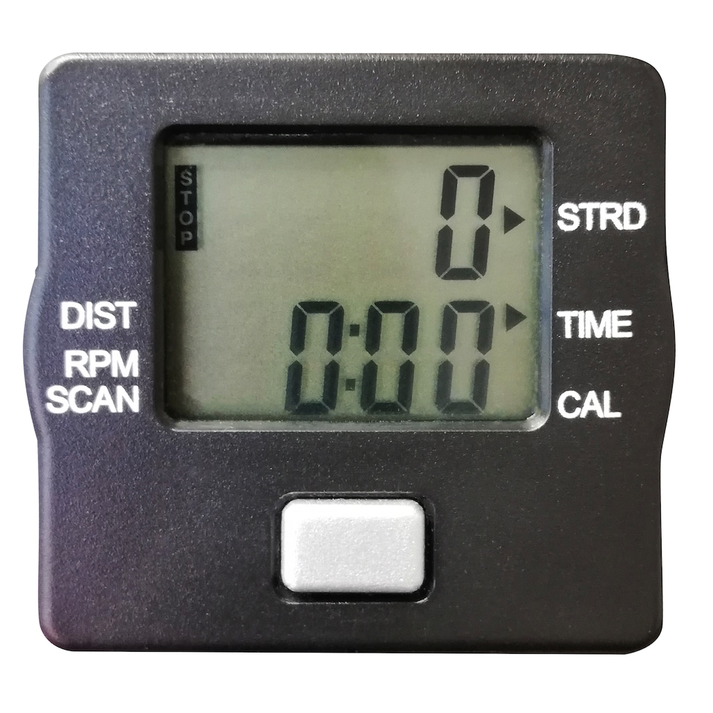 Cubii Ellipsentrainer »Cubii«, Integrierter LCD-Monitor