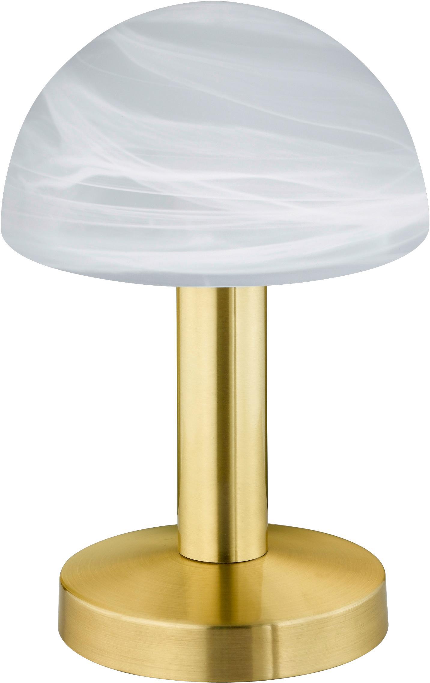 TRIO Leuchten LED Tischleuchte LED TOUCH, E14, Warmweiß