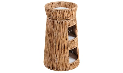 Silvio Design Katzen - Doppel - Korbturm »Wasserhyazinthe« kaufen