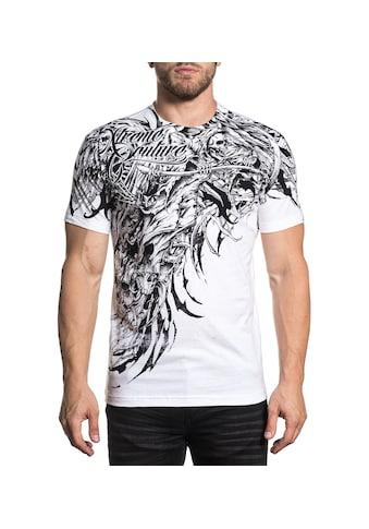 XTREME COUTURE T-Shirt mit coolem Front- und Rückenprint kaufen