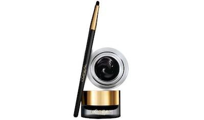L'ORÉAL PARIS Eyeliner »Super Liner Gel Intenza«, (Set, 2 tlg., Inklusive Pinsel), Mit... kaufen