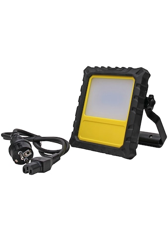 KOPP Flutlichtstrahler 10 Watt Akku LED - Strahler IP54 mit 4 Leuchtmodi kaufen