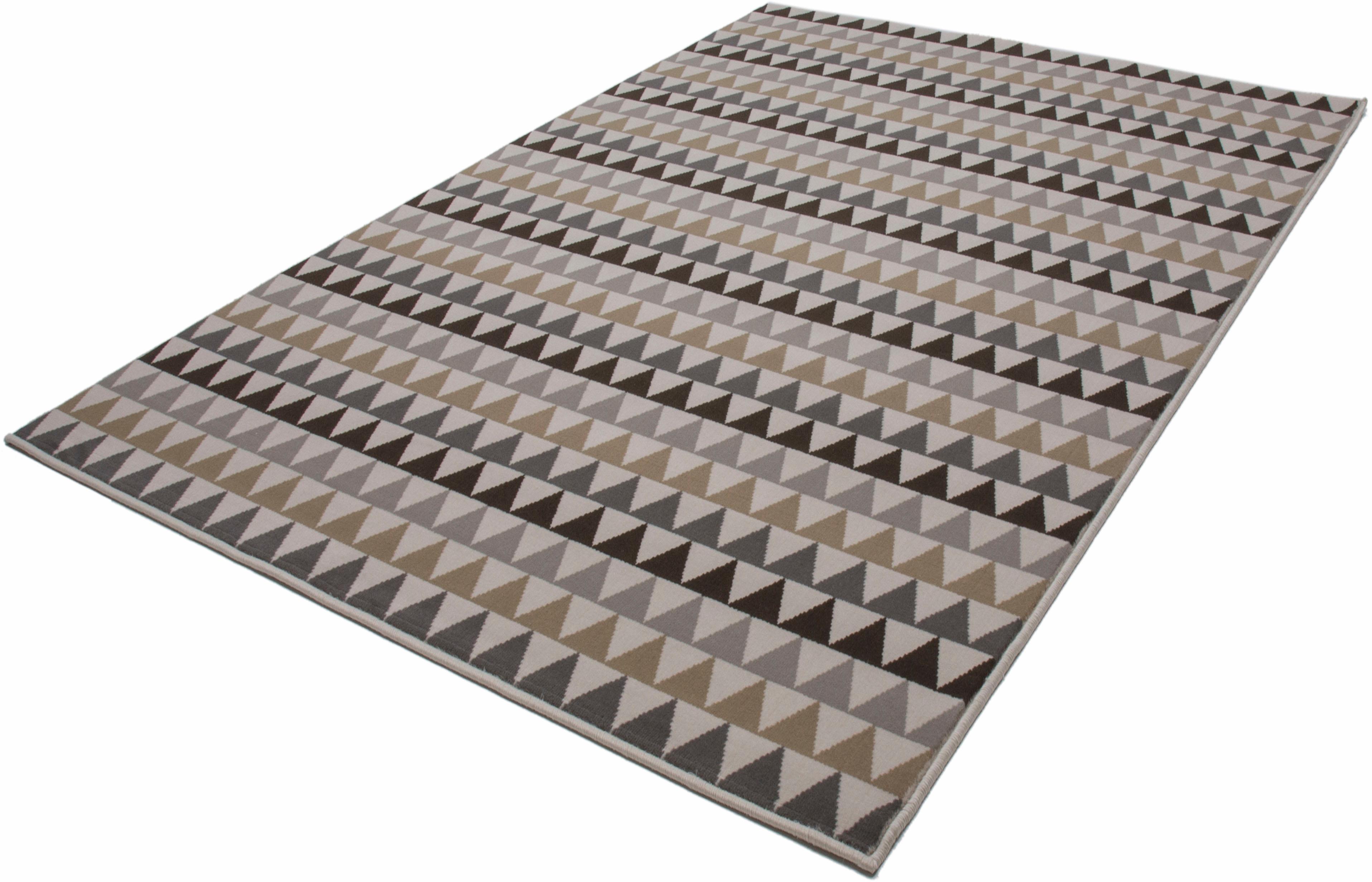 Teppich Now! 500 Kayoom rechteckig Höhe 10 mm