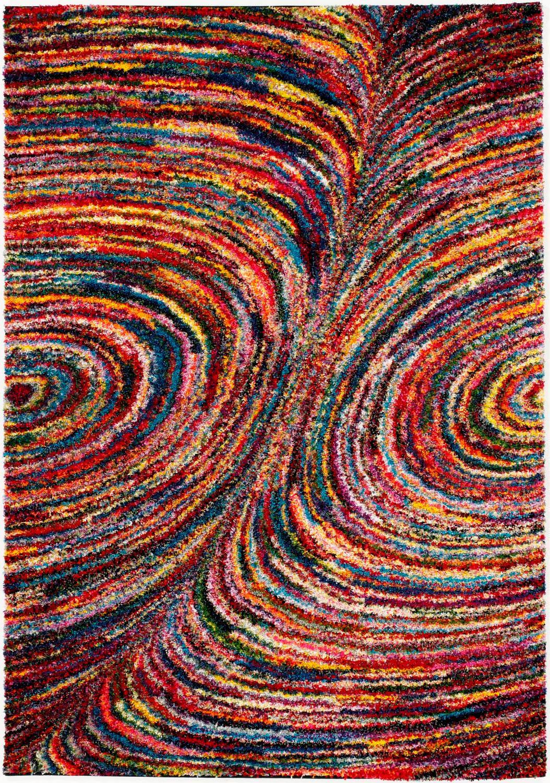 Hochflor-Teppich Sixteen Face OCI DIE TEPPICHMARKE rechteckig Höhe 25 mm maschinell gewebt