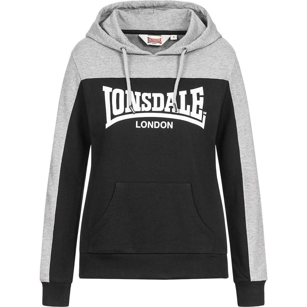 Lonsdale Jogginganzug »LURGAN Women's tracksuit«, (2 tlg.)