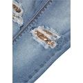 Name It Stretch-Jeans »NKFPOLLY«, mit Pailletten unterlegte Löcher