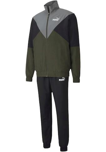 PUMA Trainingsanzug »Retro Tracksuit Woven« (Set, 2 tlg.) kaufen