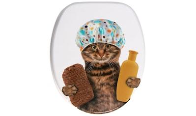 Sanilo WC-Sitz »Shower Cat«, mit Absenkautomatik kaufen