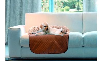 Heim Hundedecke und Katzendecke »Sofa Schutzdecke Leo« kaufen