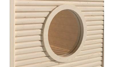 WEKA Saunafenster Ø: 60 cm kaufen