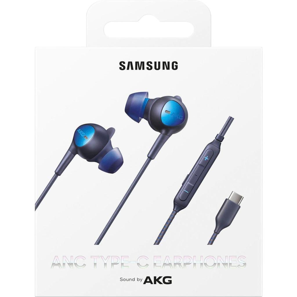 Samsung Headset »Earphones USB Type-C EO-IC500«, Active Noise Cancelling (ANC)