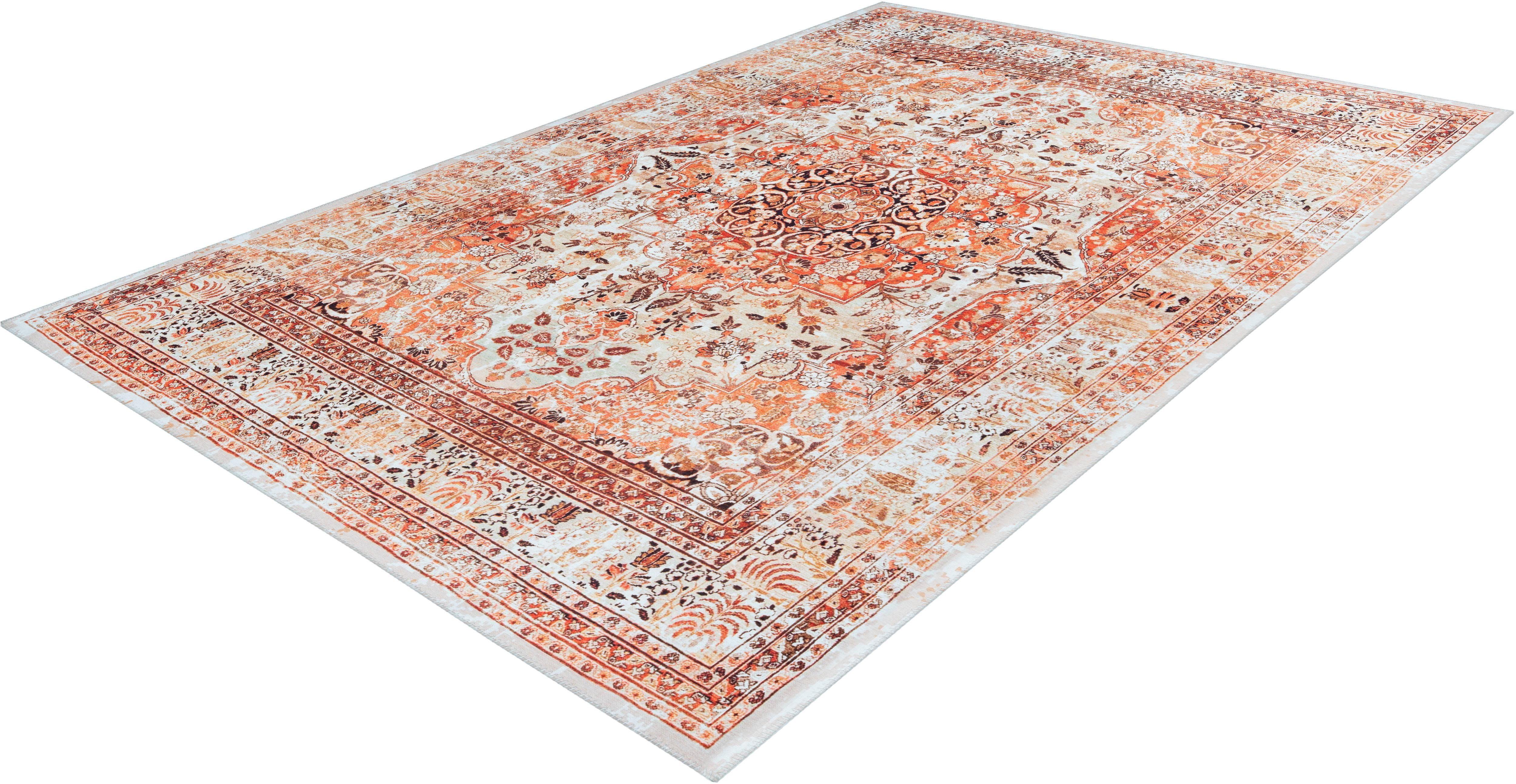 Teppich Helen Home affaire rechteckig Höhe 6 mm maschinell gewebt
