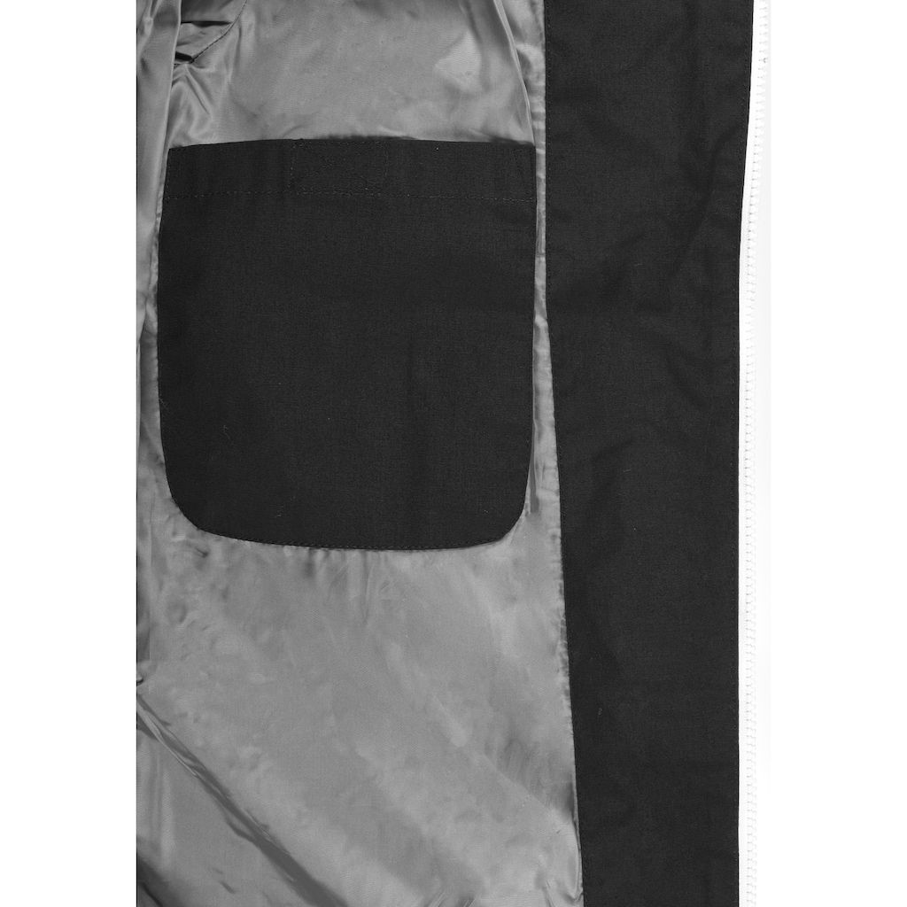 Solid Kurzjacke »21104133«, Übergangsjacke