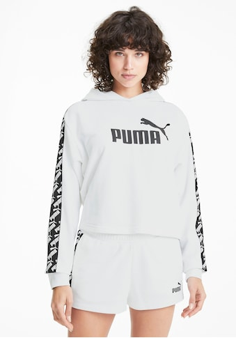 PUMA Kapuzensweatshirt »Amplified Cropped Hoody TR« kaufen