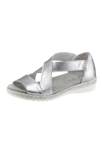 Casual Looks Sandalette mit Gummizug kaufen