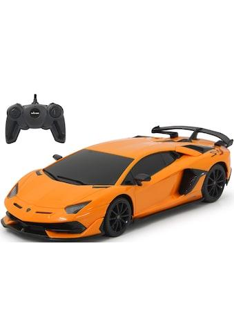 Jamara RC-Auto »Lamborghini Aventador SVJ 1:24 - 40 MHz, orange« kaufen