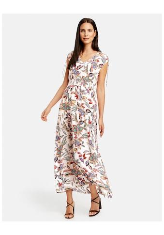 Taifun Kleid Langarm kurz »Sommerkleid mit Schulterraffung« kaufen