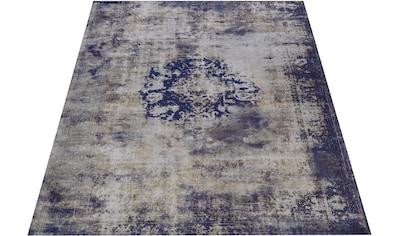 Leonique Teppich »Nelio«, rechteckig, 9 mm Höhe, Vintage Design, Wohnzimmer kaufen