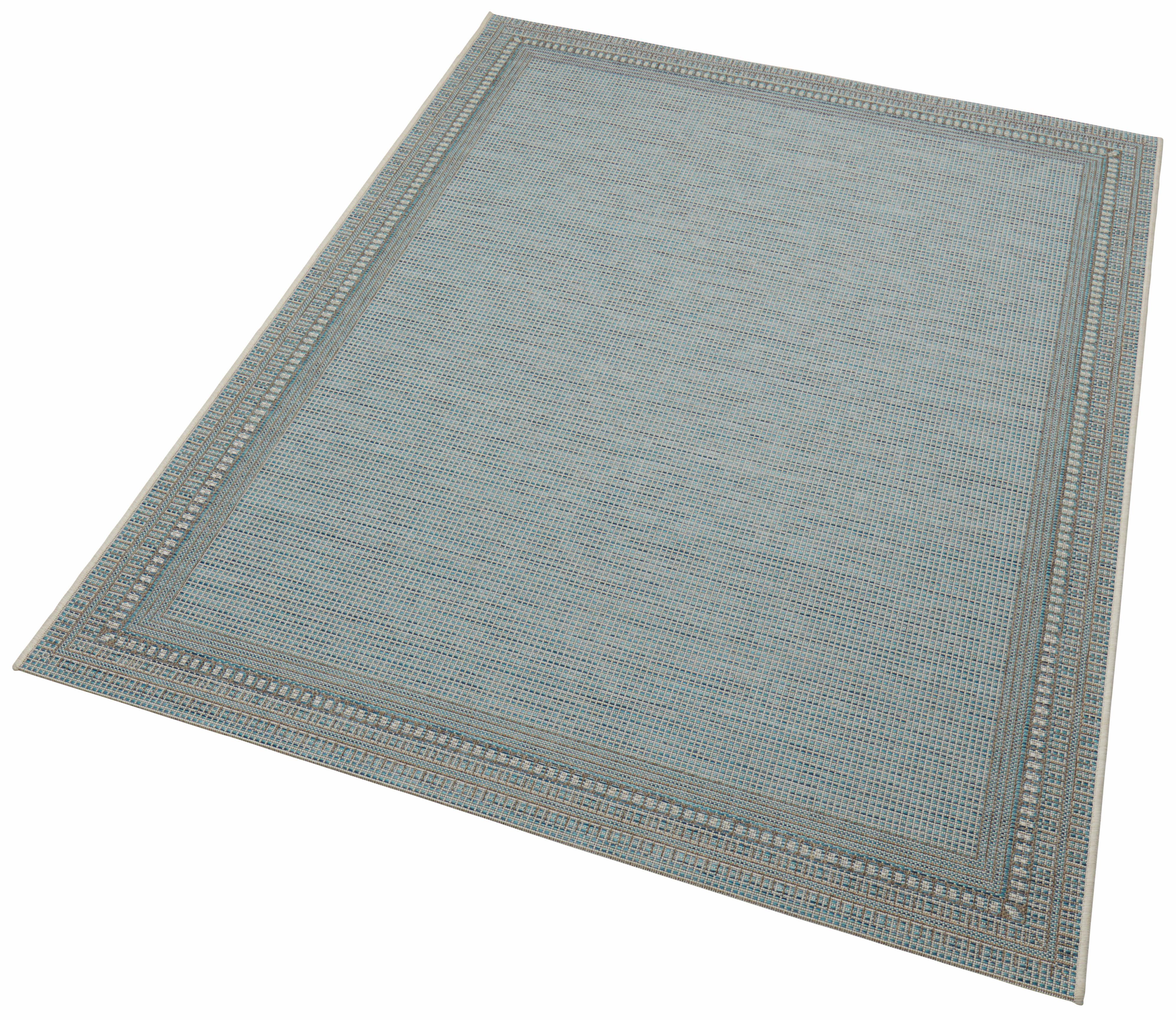 Teppich Ocean freundin Home Collection rechteckig Höhe 4 mm maschinell gewebt