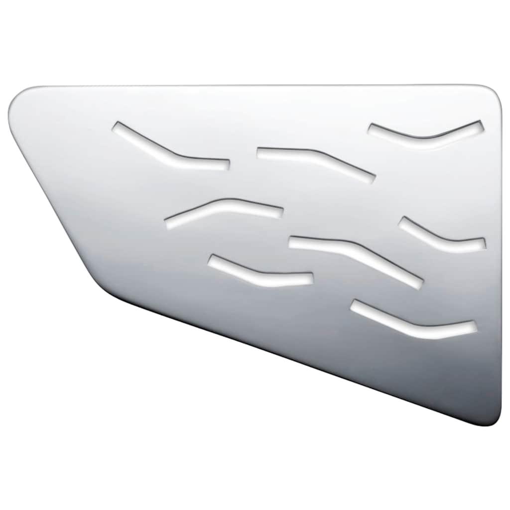Giese Duschregal »Seaside«, Duschkorb Eckmodell, BxTxH: 19x14,5x8 cm