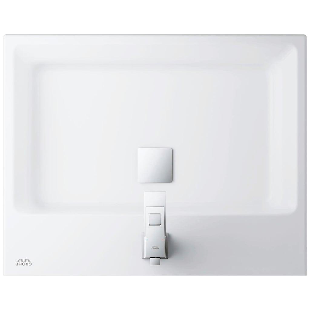 Grohe Waschbecken »Cube Keramik«, mit PureGuard Beschichtung, Breite 60 cm