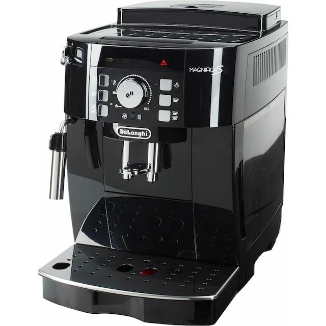 De'Longhi Kaffeevollautomat ECAM 21.118.B, 1,8l Tank, Kegelmahlwerk