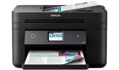 Epson »WorkForce WF - 2860DWF« Multifunktionsdrucker (WLAN (Wi - Fi),LAN (Ethernet)) kaufen