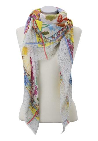 Schal mit orientalischem Druck kaufen