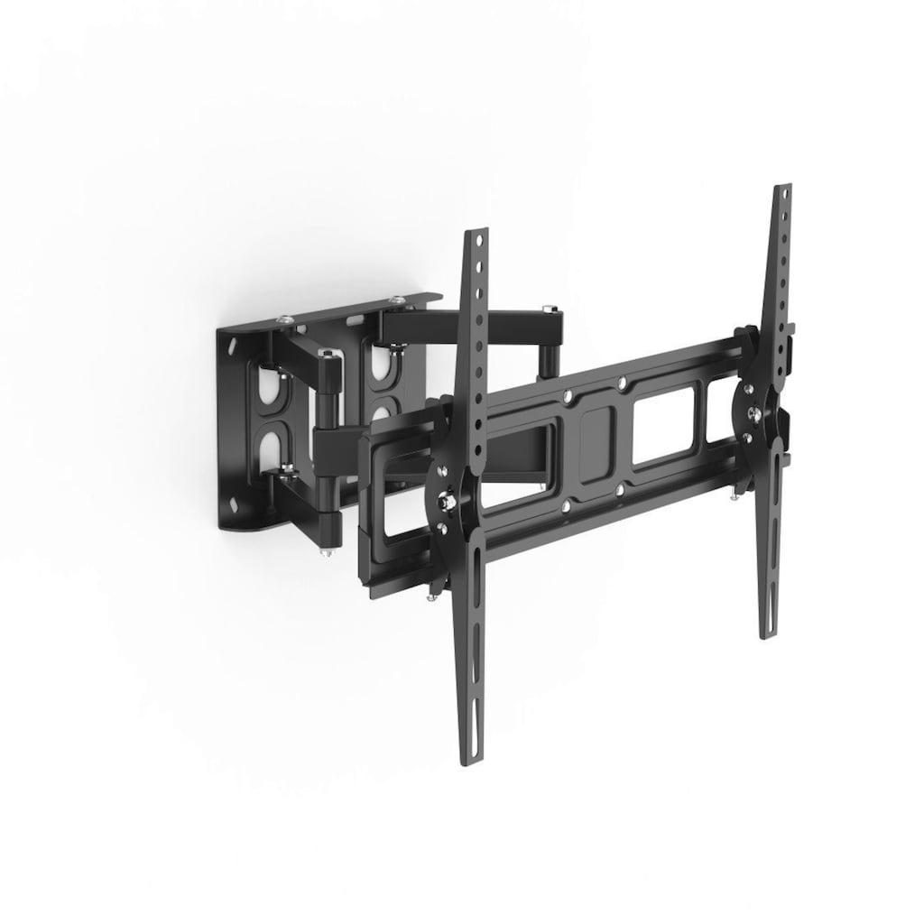 Hama TV Wandhalter, bis 213cm (84 Zoll), vollbeweglich