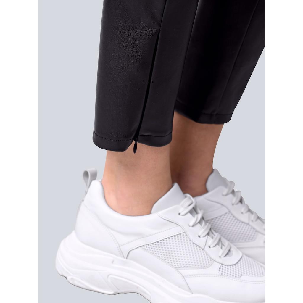 Alba Moda Leggings, in verkürzter Form