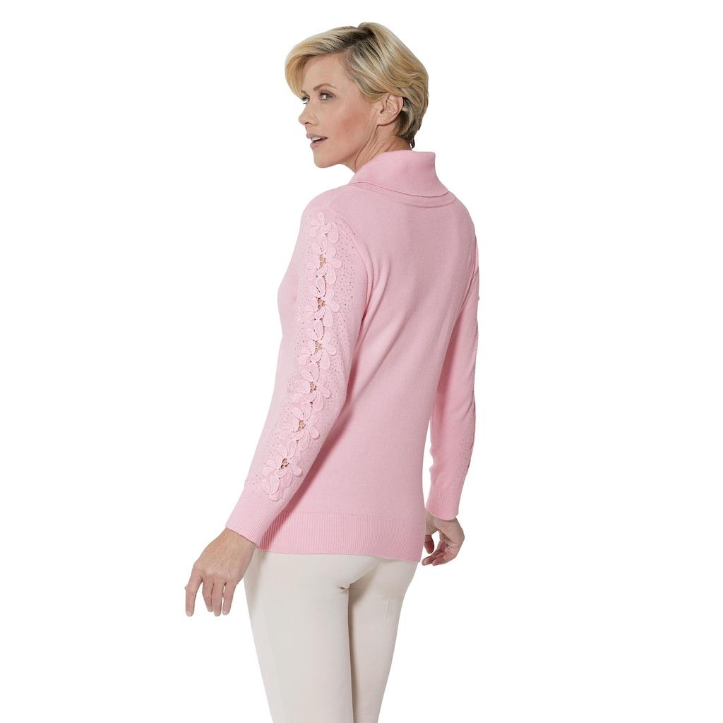 Lady Rollkragenpullover »Pullover«
