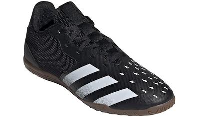 """adidas Performance Fußballschuh »PREDATOR FREAK 4 IN """"Black Pack""""« kaufen"""
