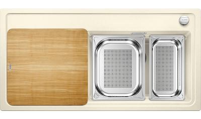 Blanco Granitspüle »ZENAR XL 6 S DampfgarPlus«, aus SILGRANIT® kaufen