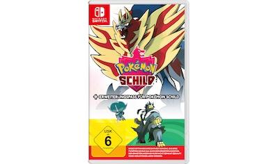 Pokémon Schild + Erweiterungspass Nintendo Switch kaufen