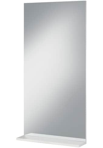 PHOENIX MÖBEL Badspiegel »Luzern«, zur Wandmontage mit kleiner Ablage kaufen