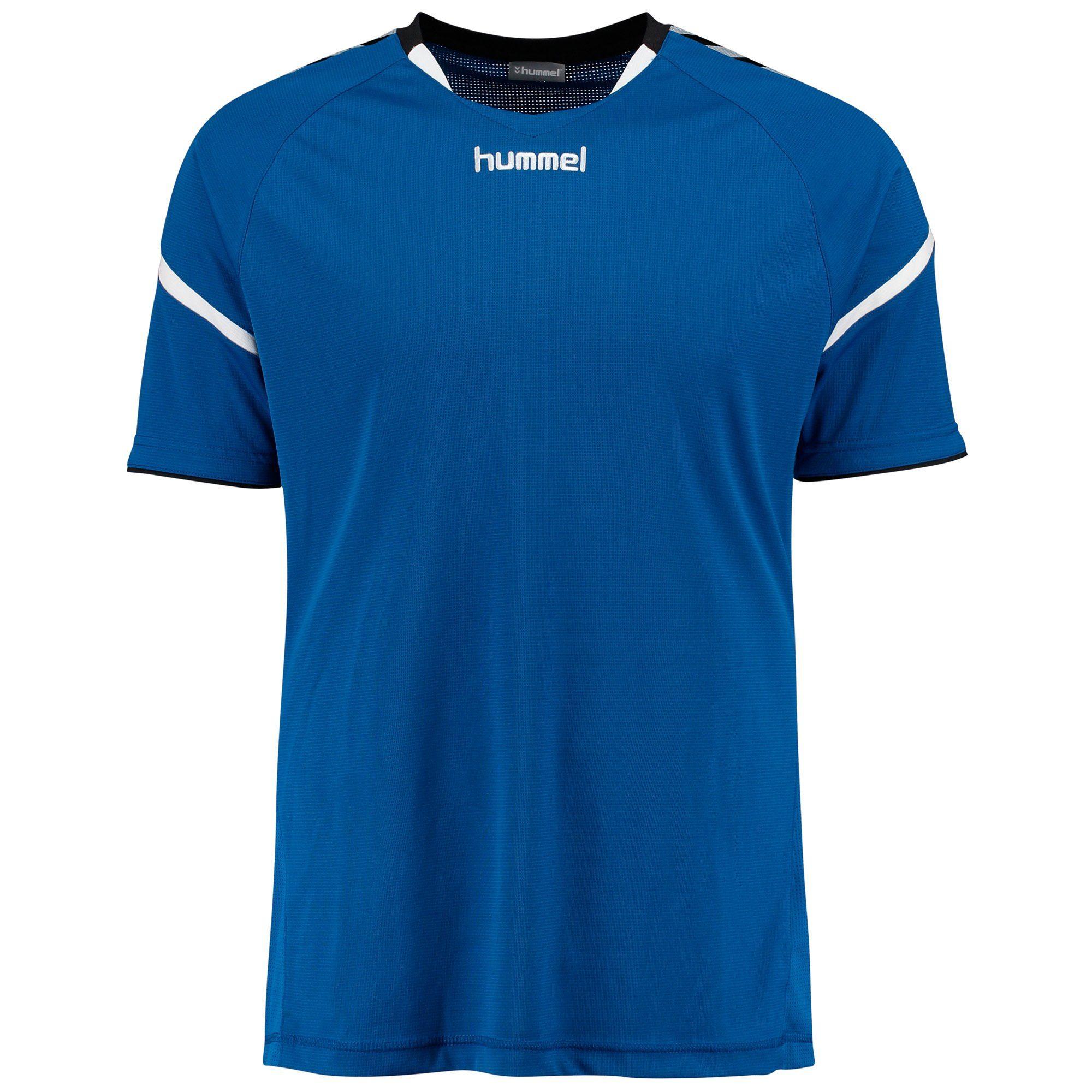 hummel Handballtrikot »Authentic Charge« | Sportbekleidung > Trikots > Handballtrikots | Blau | Jersey - Trikot | Hummel