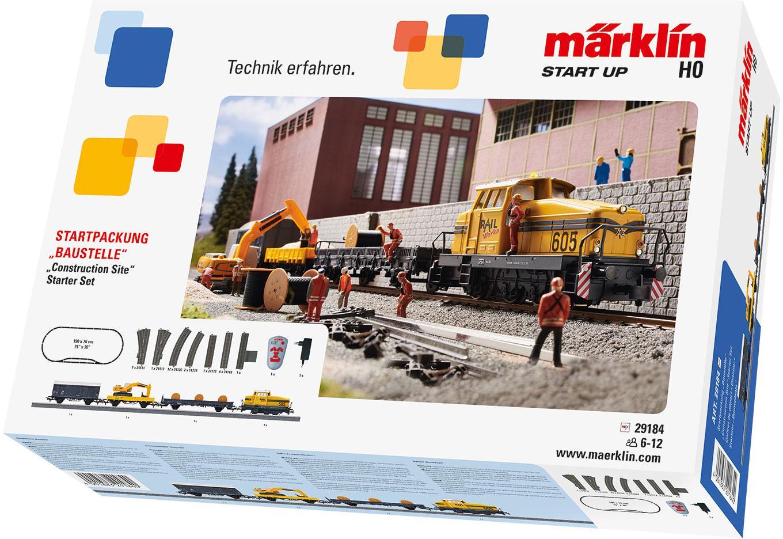 Märklin Eisenbahn-Startpackung, »Märklin Start ...