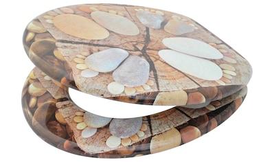 SANILO WC - Sitz »Stone Feet« kaufen