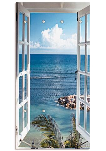 Artland Garderobe »Fenster zum Paradies« kaufen