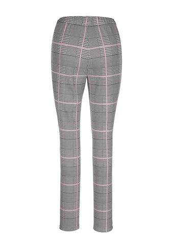 MIAMODA Hose mit Glencheck-Karo Muster kaufen