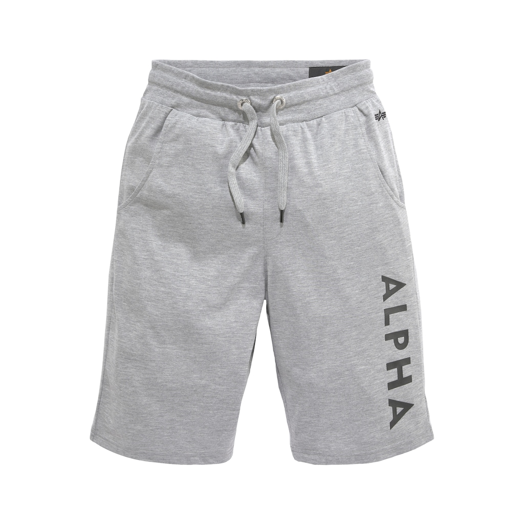 Alpha Industries Sweatshorts »Jersey Short«