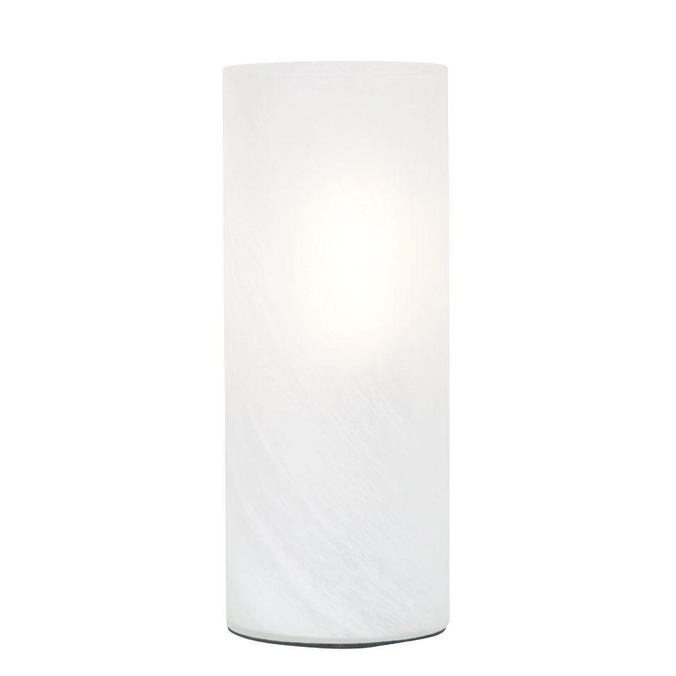 Brilliant Leuchten Robin Tischleuchte weiß-alabaster