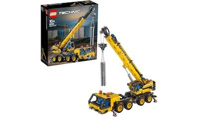 LEGO® Konstruktionsspielsteine »Kran-LKW (42108), LEGO® Technic«, (1292 St.), Made in Europe kaufen